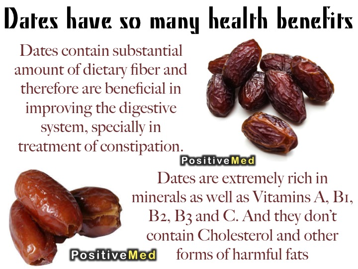dates benefits